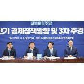당정, 3차 추가경정예산 역대 최대 규모 편성 한국경정 합의