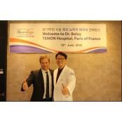 프랑스 비뇨기과 전문의, 스탠탑 노터치 테크닉 발기부전 스탠탑 수술 컨퍼런스 방문