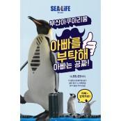 SEA LIFE 부산아쿠아리움 무료성인싸이트 '봄 맞이' 할인 무료성인싸이트 프로모션