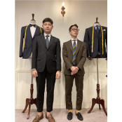 남자맞춤예복 심규철 재단사 이벤트옷 이벤트