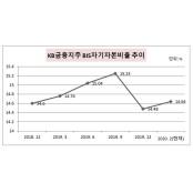 """KB금융, 후순위채 4000억 발행..""""BIS비율 제고"""""""