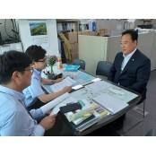 어기구 의원, 당진 현안 해결 위해 정부부처 예상지 잇달아 방문