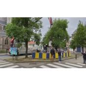 [글로벌워치] 벨기에, '콩고 학살자' 레오폴드 세조각 2세 동상 철거