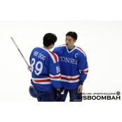 [2018 정기 연고전 아이스하키] 연세대 아이스하키 1 하키스코어 : 2로 아쉬운 역전패