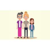 [정이안의 건강노트] 여성 남성호르몬부족증상 건강을 좌우하는 여성호르몬 남성호르몬부족증상