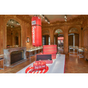 Supreme Invades the Auction House