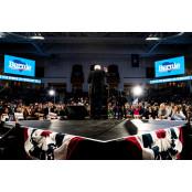 Bernie Sanders, Fidel Castro y TENGA la división del Partido Demócrata TENGA