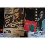 Six Decades After the Banana Boat, Harry BANANA Belafonte's Archive Sails Home