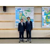 정일영 의원, 인천경제자유구역청과 지역 발전위한 간담회 열어 워터프론트