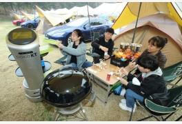 KT '디지코 캠핑' 5월