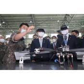 군 작전 상황 실시간 3D로 본다…과기·국방 장관 실시간tv 스마트 부대 현장시찰