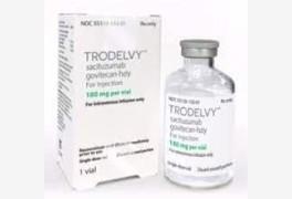 FDA, 트로델비 삼중음