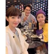 코요태 신지X샵 서지영 X샵 수다 데이트, 20년지기 X샵 우정 인증[SNS★컷]