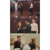 """'아빠본색' 김원효, 심진화 야해 끈적한 탱고수업에 """"너무 야해 야해"""" 질투"""