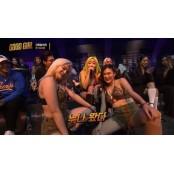 """'굿걸' 퀸 와사비, 섹시스타킹 망사스타킹+섹시 트월킹 """"성인용품 섹시스타킹 판다""""[결정적장면]"""
