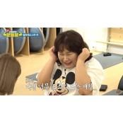 """김민경 필라테스 실력에 심으뜸 감탄 엉짱 폭발 """"미쳤다"""" (운동뚱)"""