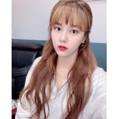 """AOA 혜정 """"건강해지자"""" 열매 청순열매 먹었나? 예쁘다 열매 예뻐[SNS★컷]"""