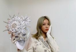 """유빈 """"'복면가왕' 기회로 소중한 추억·자신감 얻어"""""""