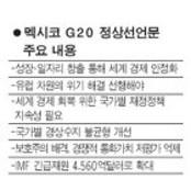 말만 번지르… G20 이브넷 무용론 제기