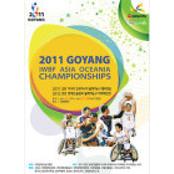 2012 런던 장애인올림픽 AOZ 아시아․오세아니아 지역 예선, AOZ 고양서 개최