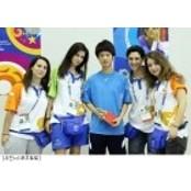 2011 아테네 스페셜올림픽, 얼짱토토 한국 탁구팀 얼짱 얼짱토토 임근우 인기폭발