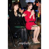 [MD화보] 한혜진·김효진,