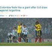 아르헨 언론, 대표팀 고군분투토토사이트 졸전에 질타