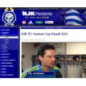 40세 리트마넨, 결승골 작렬…핀란드 FA컵 HJK헬싱키 우승