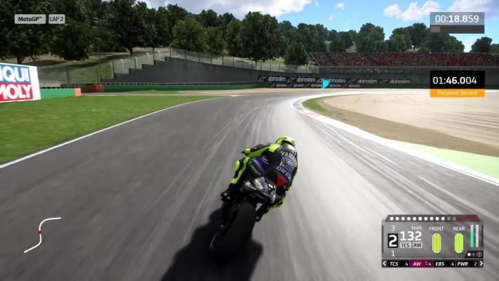 MotoGP 20 게임플레이 영상