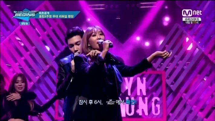 [곽현주컬렉션]Mnet '엠카운트다운비긴즈'-씨스타 효린  | 블로그