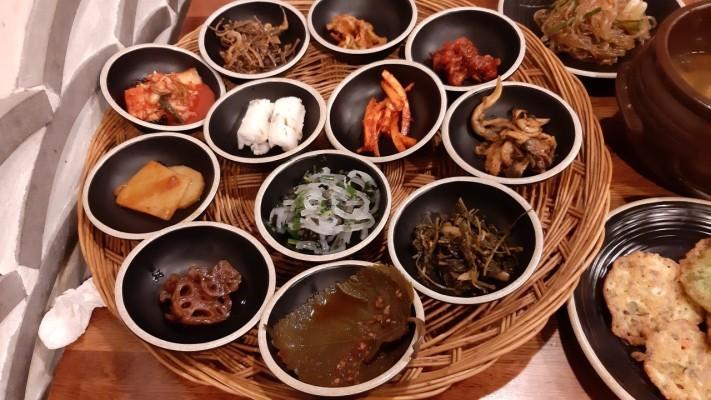 화성 맛집 한국인의 밥상과 보통리저수지 산책 | 블로그