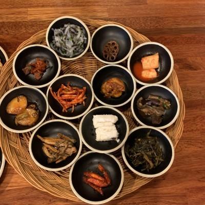 화성 융건릉 맛집 착한가격 푸짐한 한정식 한국인의밥상️ | 블로그