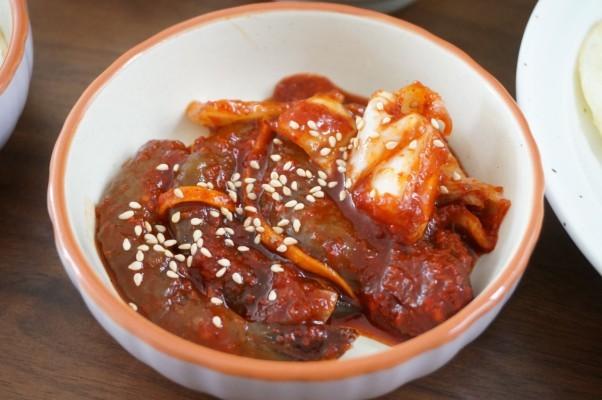 한국인의밥상출연 변산맛집 변산반도횟집 새우장 밥도둑이네요 | 블로그