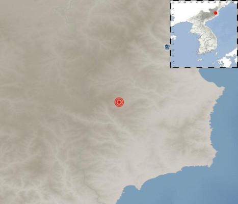 북한 길주서 규모 2.6 지진…기상청