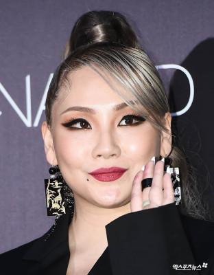 CL '턱밑에 매력점이 콕'[엑's HD포토] | 포토뉴스