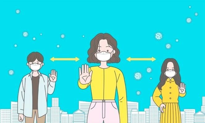 정부, 19일부터 서울·경기지역 '사회적 거리 두기' 1.5단계로 격상 | 포토뉴스