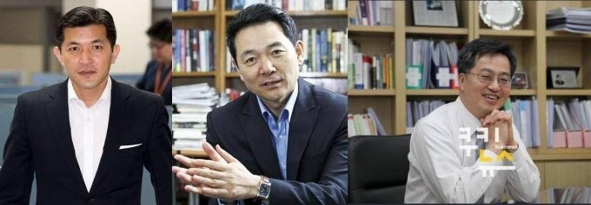 통합당, 차기 대권 주자 홍정욱·김동연·장성민 '서울시장 차출설' 솔솔 | 포토뉴스