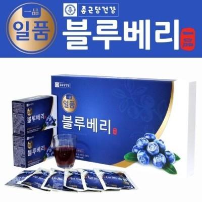 종근당 건강 일품 블루베리 70ml 30포 : 거북이잡화점 | 네이버쇼핑