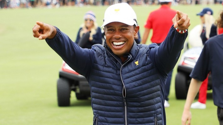 Just as he's done as a player, Tiger Woods succeeds as a captain | Golf Channel Just as he's done as a player, Tiger Woods succeeds as a captain | 웹