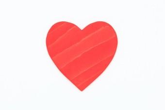 하트, 심장, 입체 일러스트