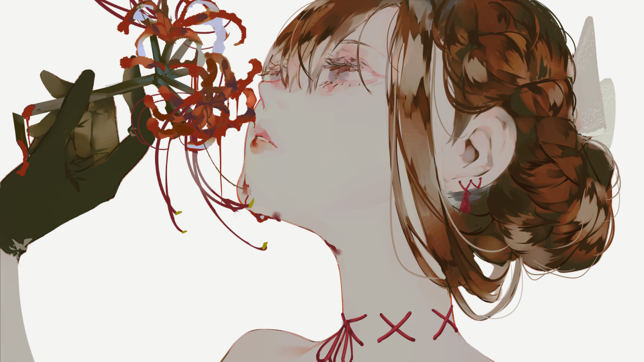 [第52期]日常推送好看的动漫小姐姐美图插图