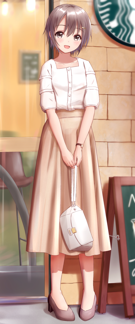 [第54期]日常推送好看的动漫小姐姐美图插图7