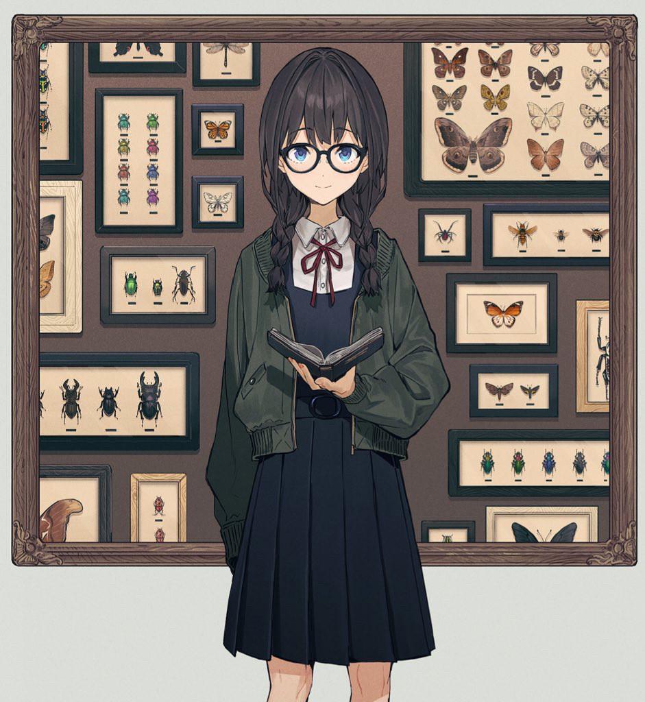 [第27期]日常推送好看的动漫小姐姐美图-觅爱图