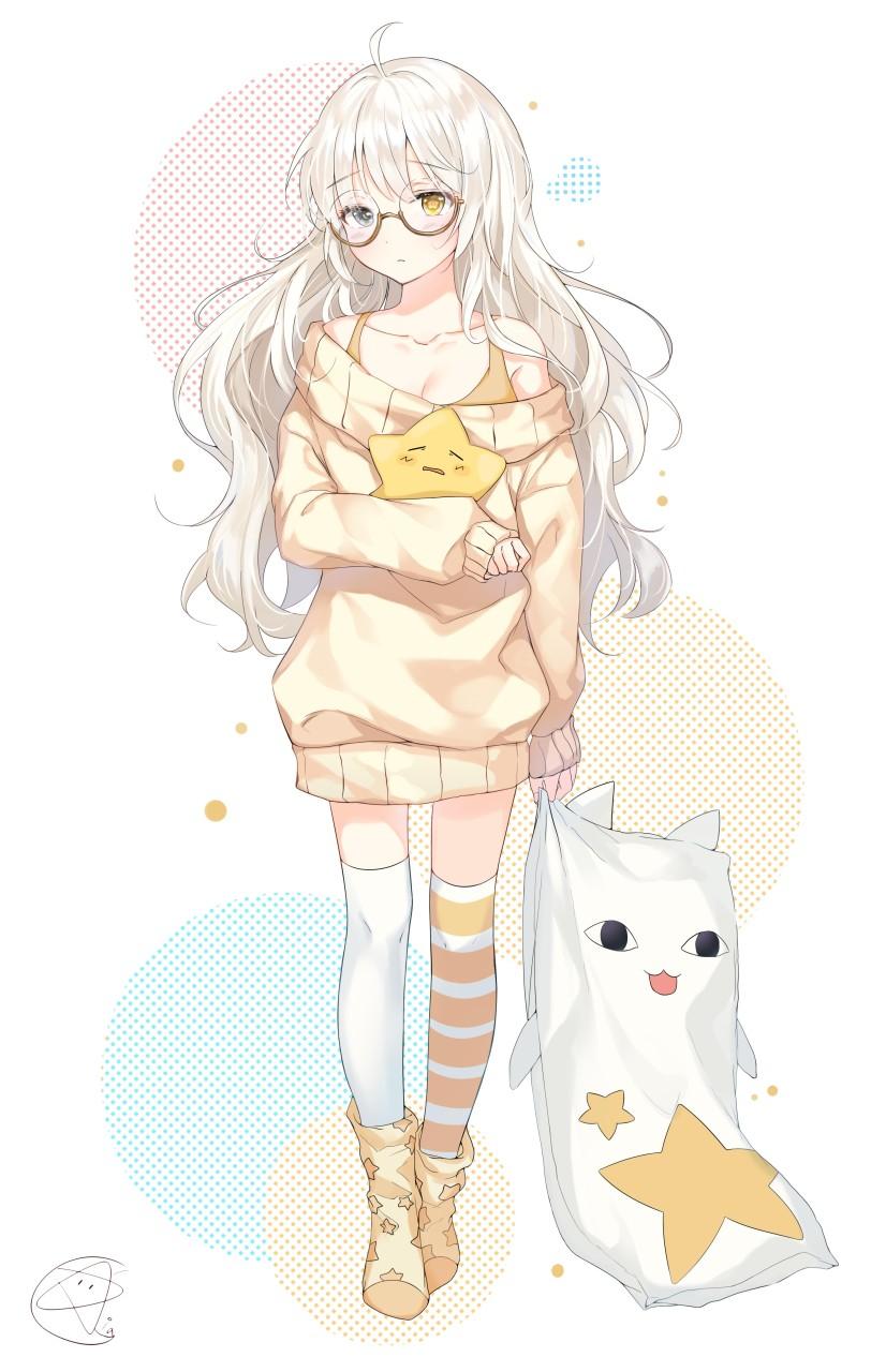 [第47期]日常推送好看的动漫小姐姐美图-觅爱图