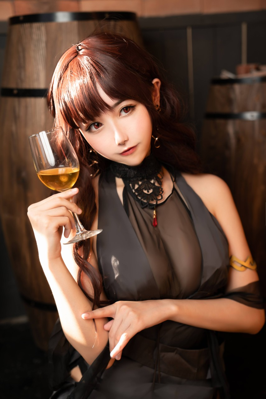 Momoko葵葵-DSR50&HK416