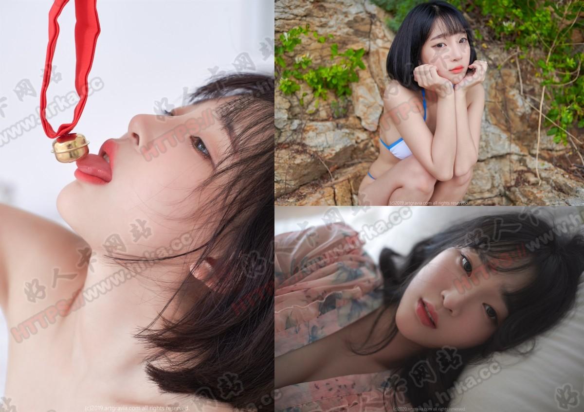 姜仁卿:韩国童颜巨乳美少女 50套合集-妹子岛