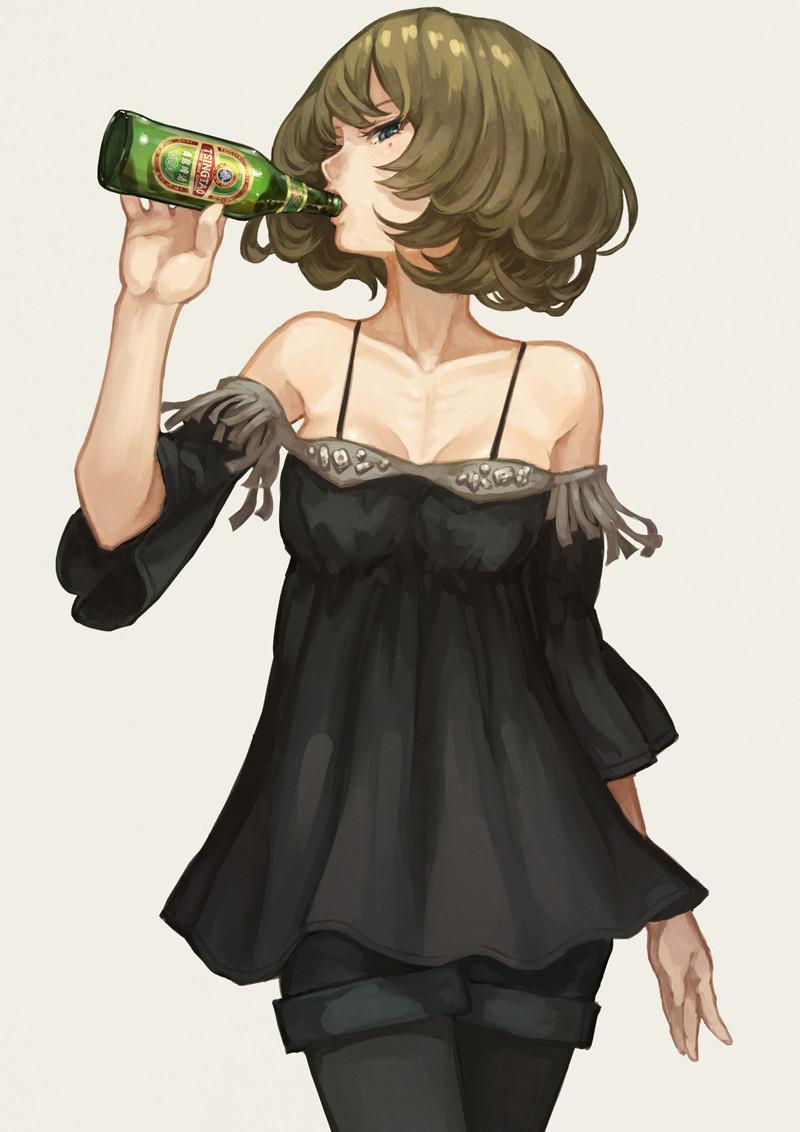 [第77期]日常推送好看的动漫小姐姐美图-觅爱图