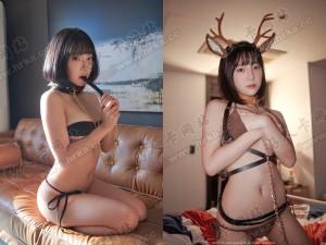 姜仁卿:韩国童颜巨乳美少女 35套合集