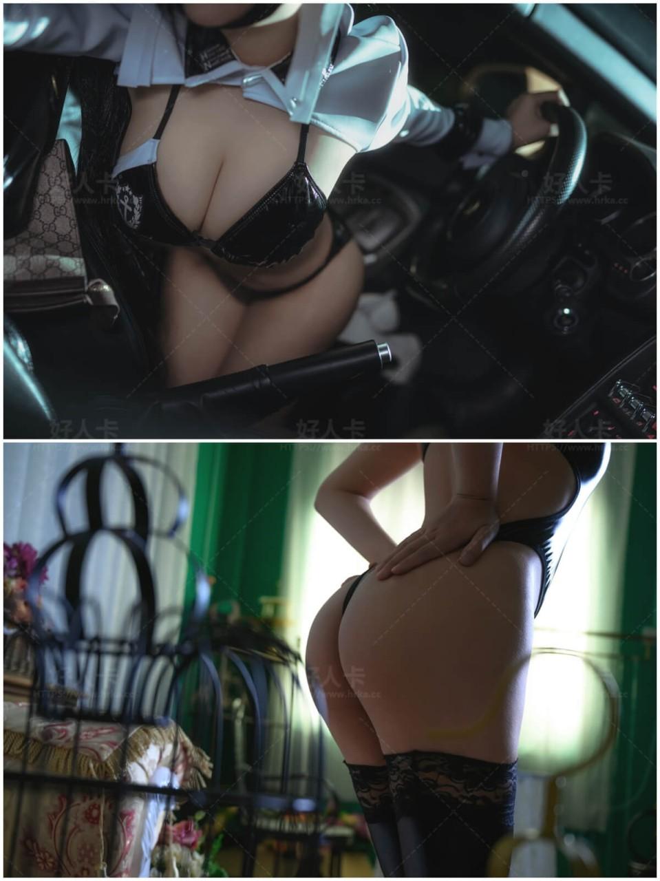 抱走莫子aa:美臀巨乳萌妹子