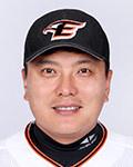 야구선수 김태균 이미지